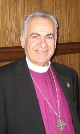 Rt. Revd Suheil Dawani, Bishop of the Episcopal Diocese of Jerusalem